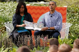 ناشر کتاب خاطرات اوباما و همسرش مشخص شد