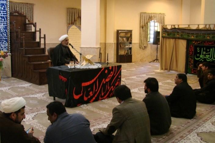 حجت الاسلام والمسلمین انصاریان