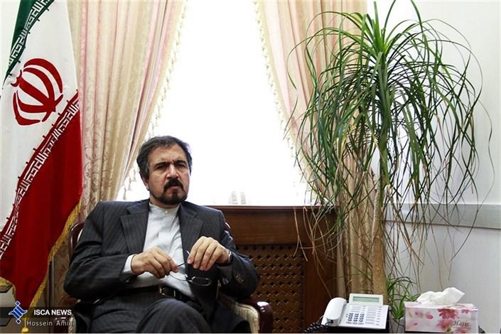 مصاحبه اختصاصی ایسکانیوز با سخنگوی وزارت امور خارجه ایران