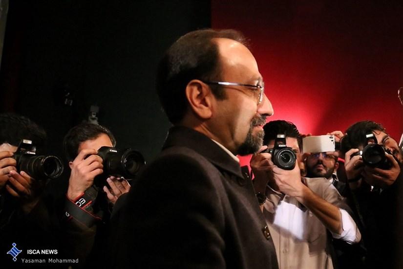 جشن اسکار اصغر فرهادی
