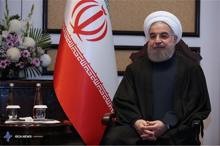 دیدار رییس جمهور ترکیه ،  نخست وزیر پاکستان با دکتر روحانی
