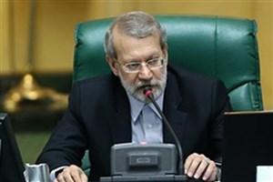 لاریجانی: تصمیم مجلس برای تصویب مجدد سقف دریافتی حقوق مدیران عقلایی و منطبق بر آیین نامه بود