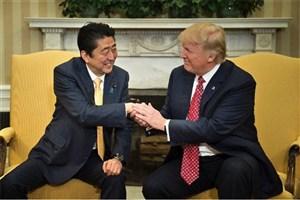 توافق رهبران آمریکا و ژاپن درباره اقدامات بیشتر علیه کرهشمالی