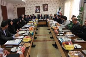 شورای پژوهش و فناوری واحد های استان تهران برگزار شد