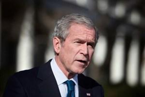 جورج بوش: از حمله به عراق و افغانستان پشیمان نیستم