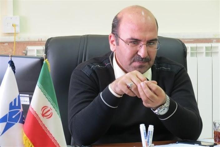 رییس دانشگاه آزاد اسلامی واحد بین الملل ماکو