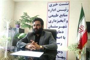 آغاز طرح عضوگیری دو هزار همیار طبیعت در شهرستان دماوند/کاشت نهال در دانشگاه آزاد اسلامی رودهن