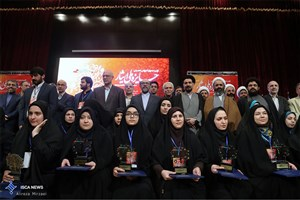 کسب دو جایزه ملی ایثار  توسط دانشجویان شاهد و ایثارگر دانشگاه آزاد اسلامی واحد کرج