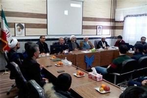 برگزاری کارگاه آموزشی رسانهدر واحد اردبیل