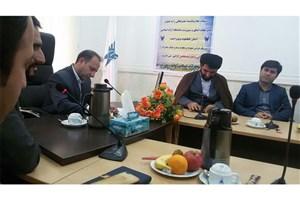 بازدید رئیس دانشگاه آزاد اسلامی استان کهگیلویه و بویراحمد از واحدهای سما استان