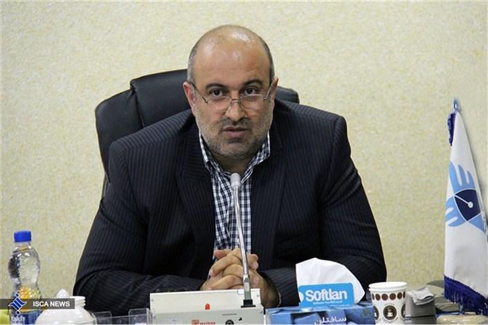 نشست روسای واحدهای دانشگاه آزاد اسلامی استان تهران