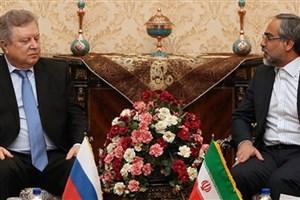 دهقانی فیروزآبادی: رابطه ایران و روسیه در بهترین سطح ممکن است