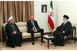 رهبر معظم انقلاب:خیر و مصلحت دولت آذربایجان در همراهی با احساسات مذهبی مردم است