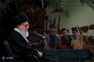 رهبر معظم انقلاب اسلامی:در برابر دشمن اظهار ضعف نکنید