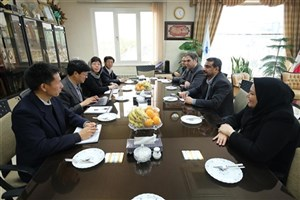 ITP CAS Visits Karaj IAU for Further Academic Co-op