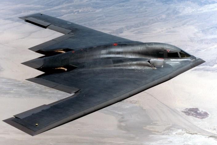 جنگنده رادار گریز آمریکا