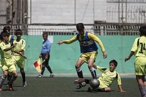 برگزاری اولین دوره مسابقات فوتبال لیگ کودکان کار و خیابان