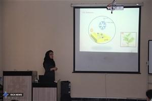 دفاع اولین دانشجوی دکتری رشته شیمی دانشگاه محقق اردبیلی