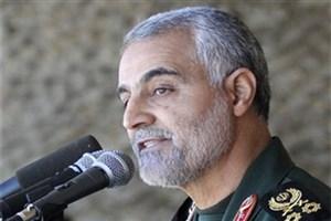 سردارسلیمانی: مهمترین منشا قدرت و عزت، وحدت حول ارزش ها و اصول است