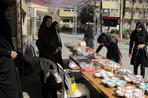 افتتاح بازارچه خیریه کهریزک