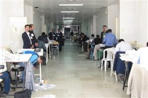 برگزاری آزمون ورود به حرفه مهندسان در واحد میاندوآب