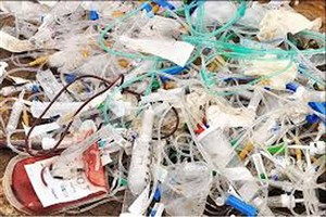 زباله های بیمارستانی در تهران اصولی دفن نمی شود