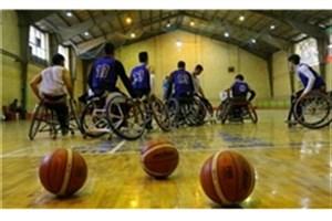 اولین اردوی تیم بسکتبال با ویلچر جوانان زیر ۲۳ سال برگزار میشود