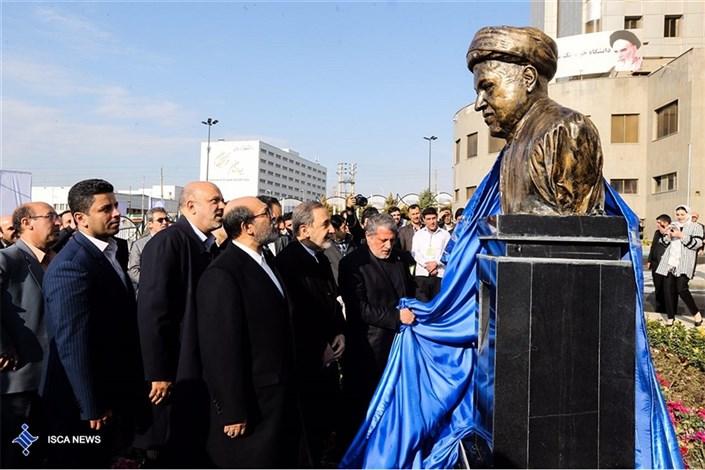 IAU Officials Open Ayatollah Hashemi Research Center and Memorial