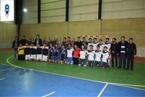 مسابقات فوتسال جام شهدای دانشجویان مراکز آموزش عالی شهرستان خوی