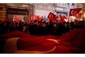 بازداشت بیش از 50 هزار نفر در ترکیه طی ده ماه گذشته