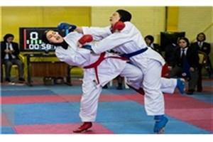 دعوت کاراته کاران دانشگاه آزاد اسلامی  به اردوی تیم ملی بانوان