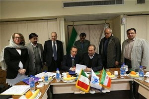 Central Tehran IAU & Polytechnic University of Turin Sign MoU