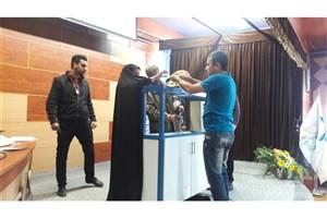 برترین های سومین دوره مسابقات پل ماکارونی در دانشگاه آزاد اسلامی نیشابور مشخص شدند