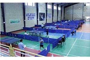 تیم تنیس روی میز دانشگاه آزاد اسلامی  در یک قدمی فینال لیگ برتر