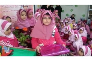 تکریم از فرزندان و خانواده شهدای مدافع حرم در سما سمنان