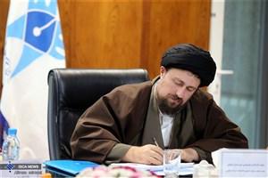 سید حسن خمینی درگذشت پدر دکتر رضا فرجی دانا را تسلیت گفت