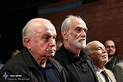 مراسم ختم مسعود معصومی
