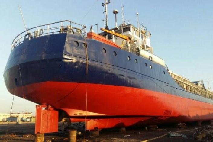 صنایع دریایی شهید موسوی خرمشهر پیشرو در تعمیرات اساسی شناورهای سنگین