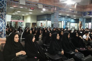 برگزاری اردوهای زیارتی- سیاحتی ویژه دانشجویان دختر واحد دولت آباد