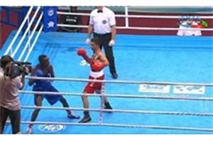 مسابقات تورنمنت بوکس جاده ابریشم باکو برگزار شد