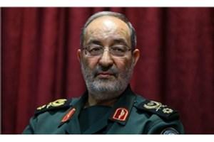 سردار جزایری اعلام کرد: آمادگی نیروهای مسلح برای مشارکت در طرح بیابان زدایی