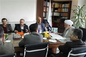 دکتر میرزاده درگسترش تحصیلات تکمیلی انقلاب جدید و تحول بزرگی در دانشگاه آزاد اسلامی ایجاد کرد