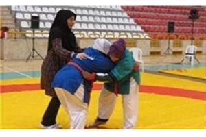 برگزاری مسابقات رسمی کشتی کلاسیک بانوان در ایران
