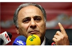 معارفه علیرضا رحیمی به عنوان رییس فدراسیون هندبال برگزار شد