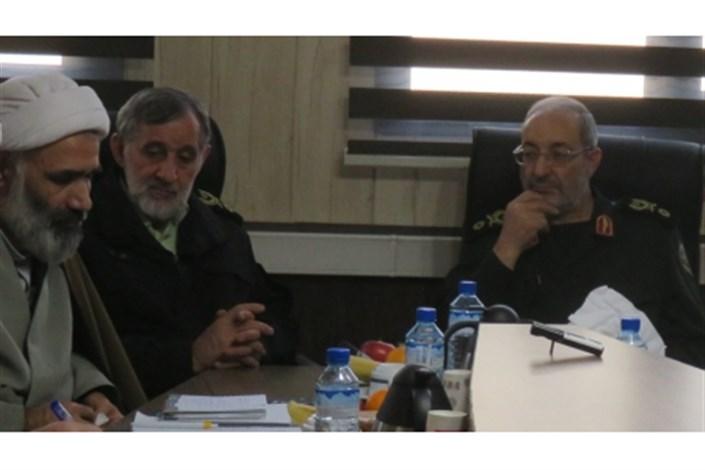 سردار جزایری: اقدامات ارزشمند قرارگاه سازندگی خاتم الانبیاء(ص) باید به اطلاع مردم رسانده شود