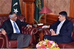 سرکنسول ایران در کراچی: گسترش روابط با پاکستان، از اولویت های ایران است