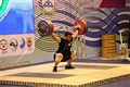 Karaj IAU Student Runner-Up in 2nd Int'l Fajr Weightlifting Cup
