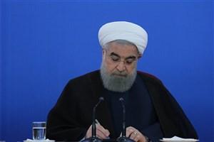روحانی در پیامی به نخست وزیر پاکستان: برای حفظ روابط خوب دو کشور، مسببین اقدام اخیر تروریستی به محکمه عدالت سپرده شوند