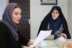 """سحر دولتشاهی سفیر کمپین """"ارمغان"""" شد"""