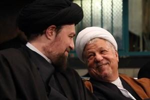 سید حسن خمینی: براى من تلخ ترین حادثه چندین سال اخیر رحلت ناباورانه آقای هاشمی بود